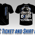 Get the NEW WCP DX500 shirt for half price at the Ultimate Callout Challenge 2017, and get a $20 discount on your tickets!