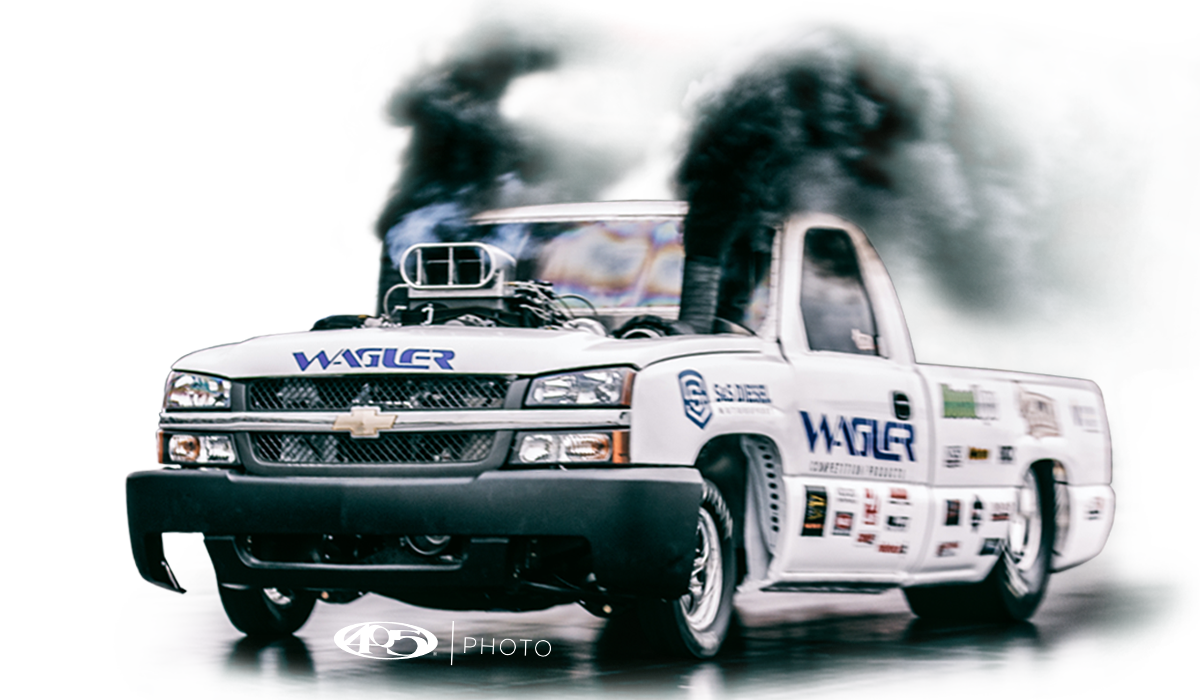 Wagler Competition ShopTruck