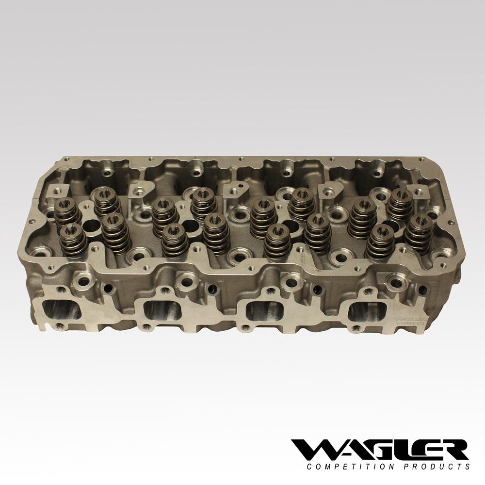 Wagler Aftermarket Duramax Cylinder Head