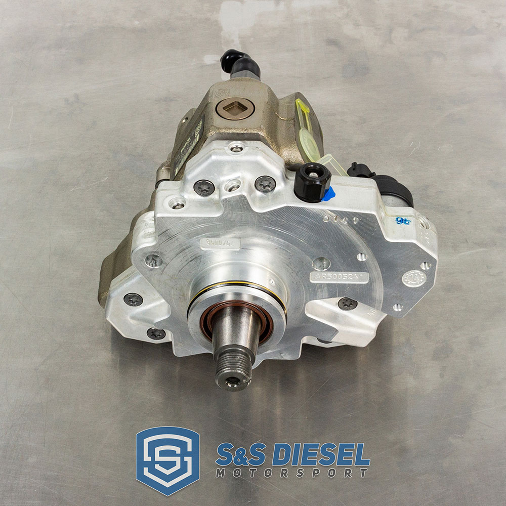 7 3 Powerstroke Cylinder Head Weight: S&S Cummins CP3 Injection Pumps